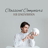 Classical Composers for Concentration – Soft Piano Music to Concentrate, Study Time Sounds, Best Melodies to Learn by Konzentration Musikexperten