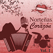 Norteñas de Corazón (Vol. 1) by Various Artists