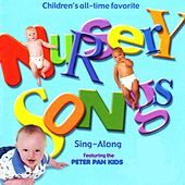 Children's All-Time Favorite Nursery Songs Sing-along by The Peter Pan Kids
