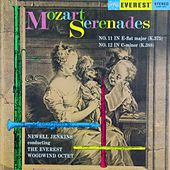 Mozart: Serenades No. 11 & No. 12 (Transferred from the Original Everest Records Master Tapes) by Ronald Roseman