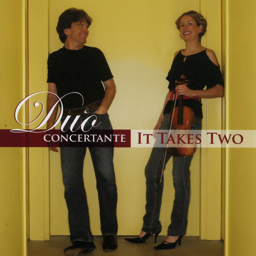 Play & Download Duo Concertante:  It Takes Two by Duo Concertante | Napster