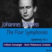 Johannes Brahms : The Four Symphonies - Symphony No2 (1948, 1952) by Wilhelm Furtwängler