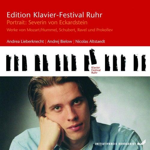 Severin von Eckardstein (Piano) - Works from Mozart/Hummel, Schubert, Ravel & Prokofiev by Various Artists