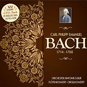 Carl Philipp Emanuel Bach - Jubiläumsausgabe by Various Artists