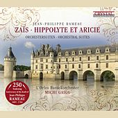 Rameau: Zaïs & Hippolyte et Aricie by Michi Gaigg