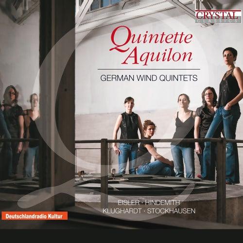 German Wind Quintets by Quintette Aquilon