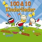 100 & 10 Kinderlieder by Various Artists