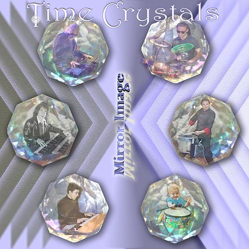 Time Crystals by Mirror Image