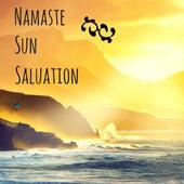 Namaste Sun Salutation - Goodmorning Yoga Music for Wake Up Fitness Routine by Namaste