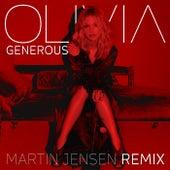 Generous (Martin Jensen Remix) by Olivia Holt