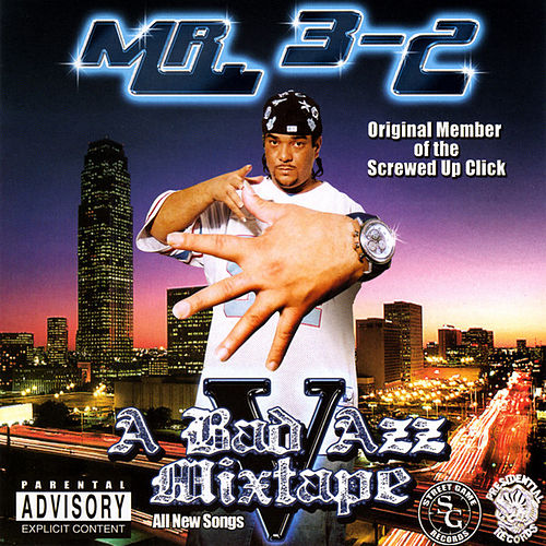 A Bad Azz Mixtape V by Mr. 3-2