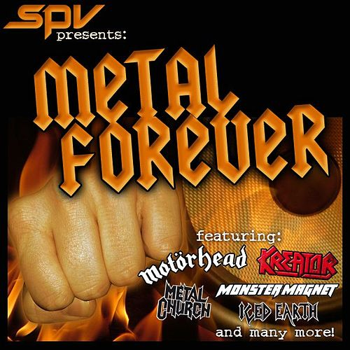 Metal Forever by Various Artists