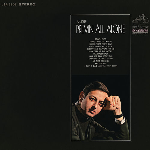 All Alone by André Previn