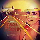 Train Tracks by Madalena Alberto