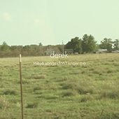 These Songs Don't Know Me by Derek