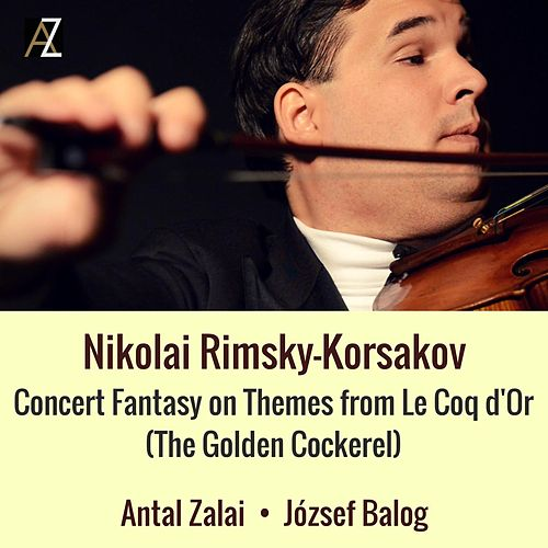 Concert Fantasy on Themes from Le Coq d'Or by József Balog