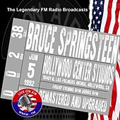 Legendary FM Broadcasts - Hollywood Center Studios, Hollywood CA 5th June 1992 de Bruce Springsteen