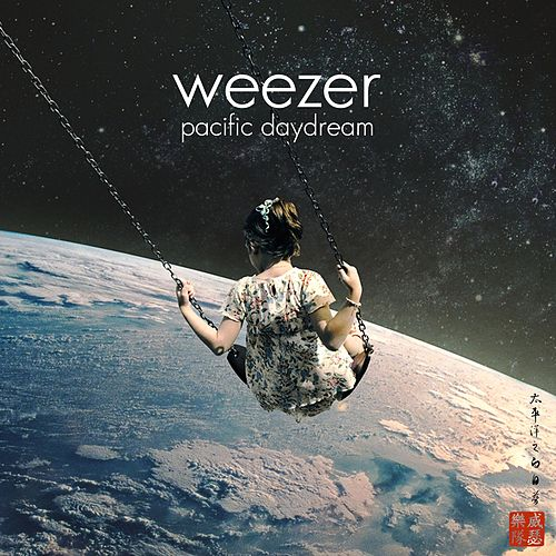 Pacific Daydream by Weezer