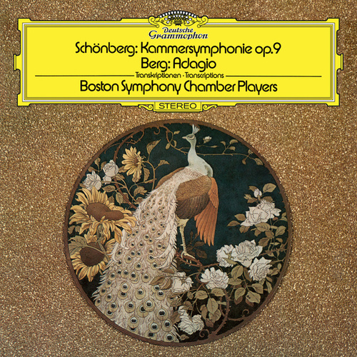 Schoenberg: Chamber Symphony No.1, Op.9 / Berg: 2. Adagio From