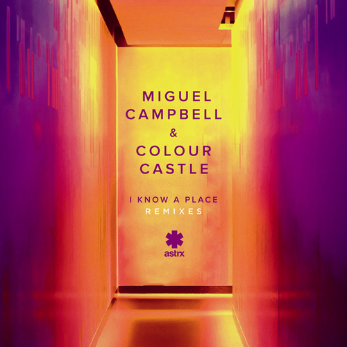 I Know a Place (Remixes) by Miguel Campbell
