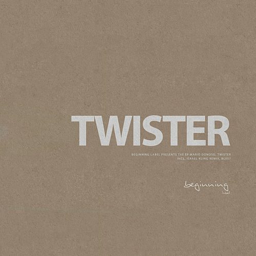 Twister EP by Mario Donoso