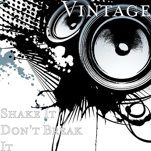 Shake It Don't Break It by Vintage