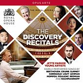 The Discovery Recitals: Jette Parker Young Artists Programme by Various Artists