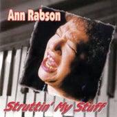 Struttin' My Stuff by Ann Rabson