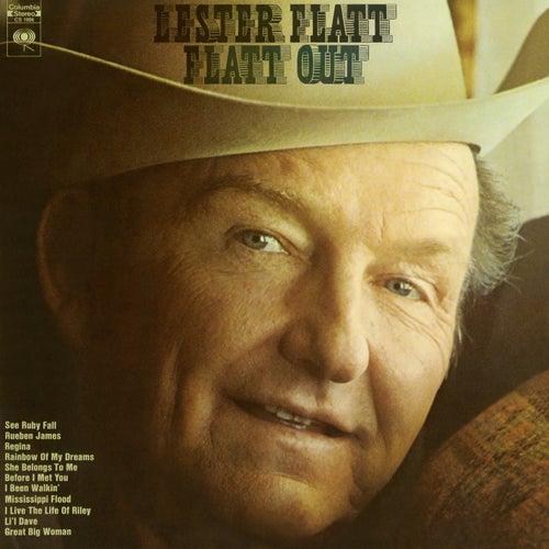 Flatt Out by Lester Flatt