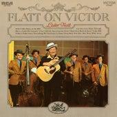 Flatt on Victor by Lester Flatt