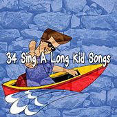 34 Sing A Long Kid Songs by Canciones Infantiles
