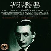 Vladimir Horowitz - The Early Recordings von Vladimir Horowitz