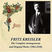 Kreisler: The Complete Arrangements and Original Works by Various Artists