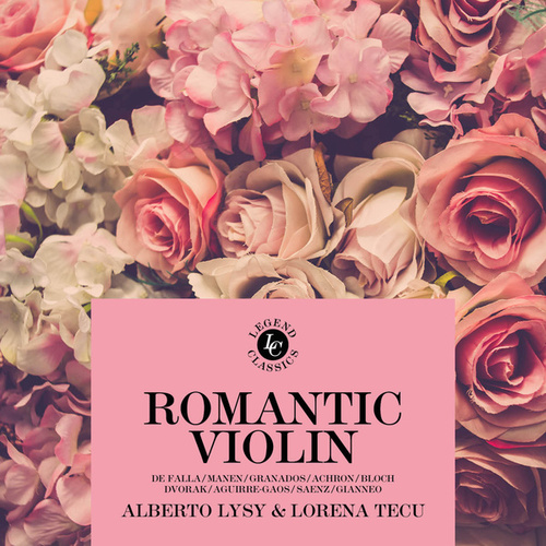 Romantic Violin Pieces by Alberto Lysy