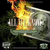 All We Know (feat. Tommy B & Paper Chase) by Yung Kuban