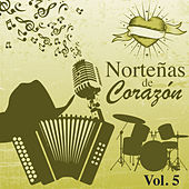 Norteñas de Corazón (Vol. 5) by Various Artists