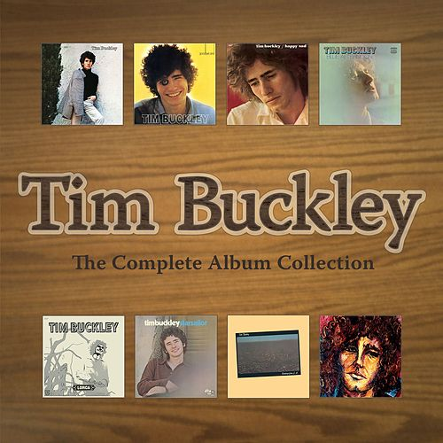 The Complete Album Collection by Tim Buckley