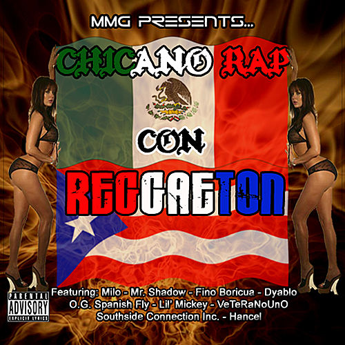 Chicano Rap Con Reggaeton by Various Artists