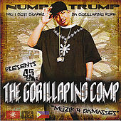 The Gorillapino Comp by Various Artists