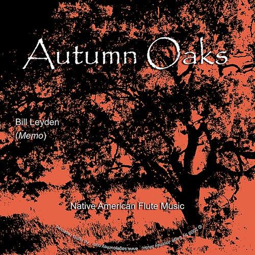 Autumn Oaks by Bill Leyden (Memo)