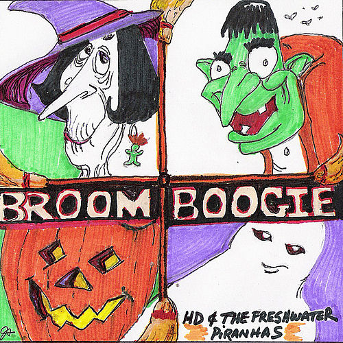 Play & Download Broom Boogie by HD | Napster