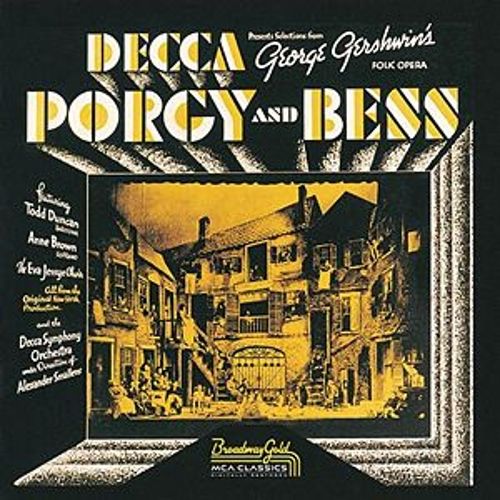 Porgy & Bess by Various Artists