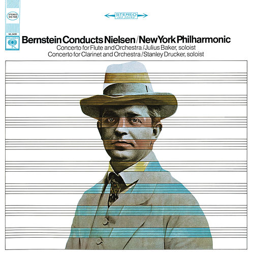 Bernstein Conducts Nielsen (Remastered) by Leonard Bernstein