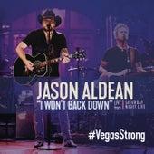 I Won't Back Down (Live from Saturday Night Live) de Jason Aldean