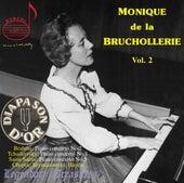 Monique de la Bruchollerie Performs Brahms, Tchaikovsky, Chopin, et al. by Monique de la Bruchollerie