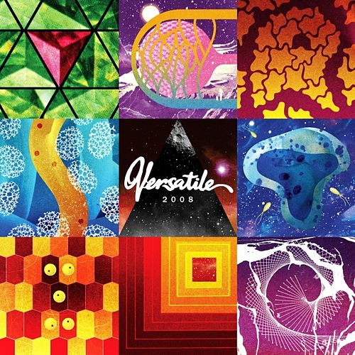 Versatile 2008 by Various Artists