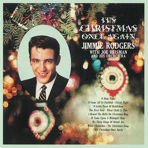 It's Christmas Once Again by Jimmie Rodgers