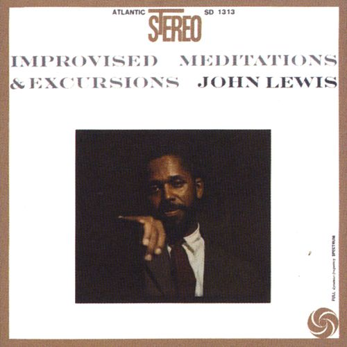 Play & Download Improvised Meditations & Excursions by John Lewis | Napster