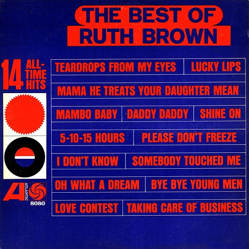 Play & Download The Best Of Ruth Brown by Ruth Brown | Napster