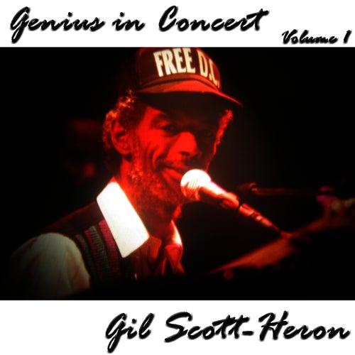 Genius in Concert - Volume 1 by Gil Scott-Heron